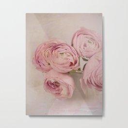 Pink is beautiful Metal Print