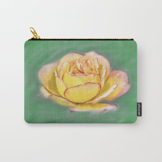 More than Friends Carry-All Pouch