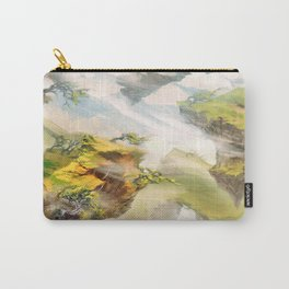 Windswept Heath Carry-All Pouch