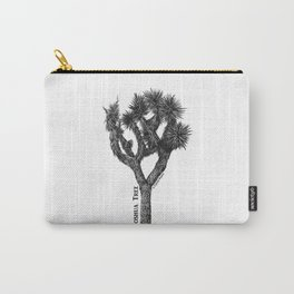 Joshua Tree Burns Canyon by CREYES Carry-All Pouch
