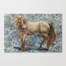 Lagerfeld Canvas Print
