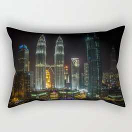 Kuala Lumpur | Malaysia Rectangular Pillow