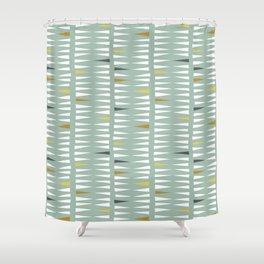 Direction, Green Shower Curtain