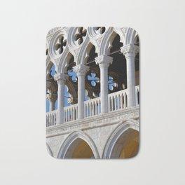Doges Palace facade details Bath Mat