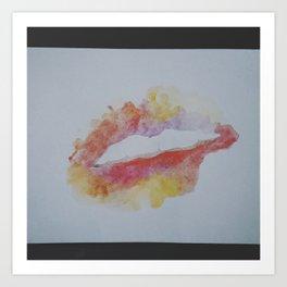 Sweet Talker Art Print