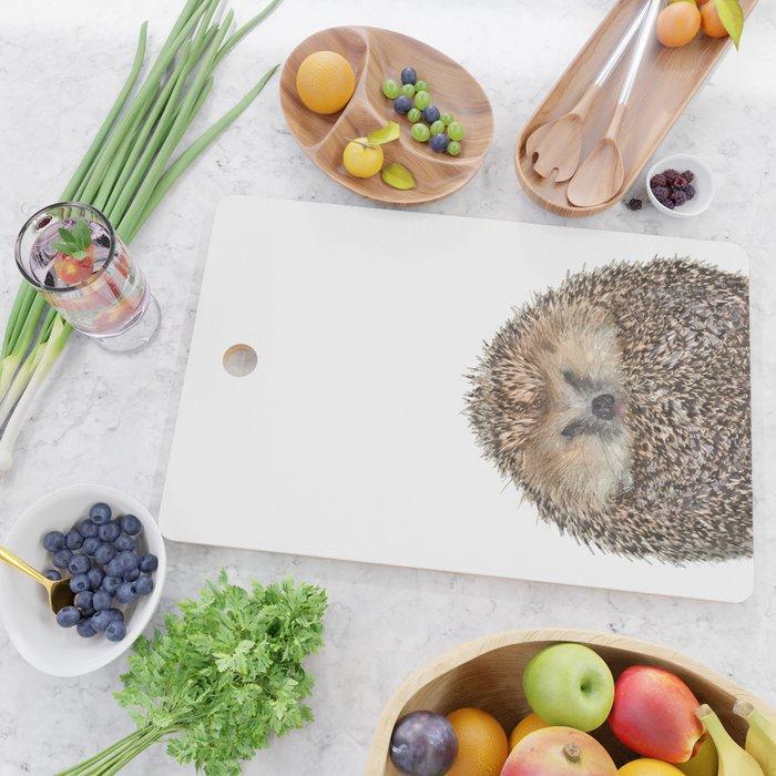 Hedgehog Cutting Board