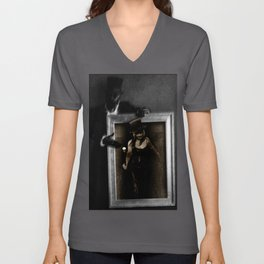 Welcome To My World Unisex V-Neck