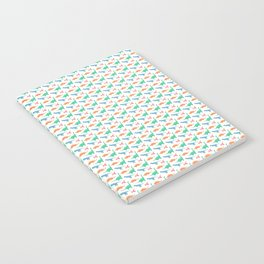 Dinosaurs Pattern Notebook