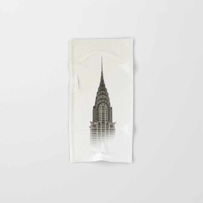 Chrysler Building - NYC Hand & Bath Towel