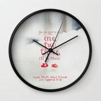 bruno mars Wall Clocks featuring Bruno Mars by SUNLIGHT STUDIOS  Monika Strigel