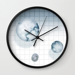 Miled Tarble Wall Clock