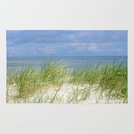 Dunes of the Baltic Sea Rug