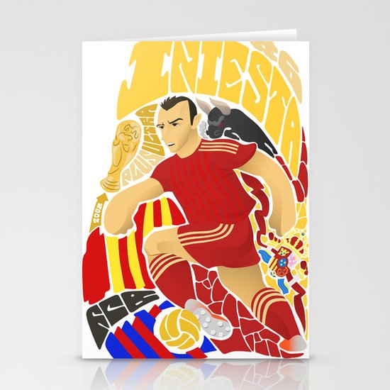 Iniesta Stationery Cards