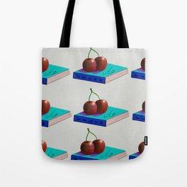 Beautiful illustration of vegan life Tote Bag
