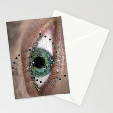 The Geometric Eye Stationery Cards