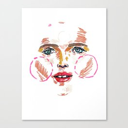Dree Canvas Print