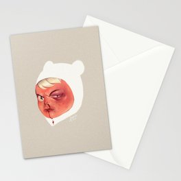 Occupational Hazard Stationery Cards