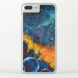 Spaceballs Clear iPhone Case