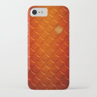 smaug iPhone & iPod Cases featuring Smaug by sevillaseas