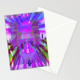 TAKE OFF VORTEX- IT'S TIME  Stationery Cards
