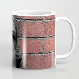 Stone-Faced Coffee Mug