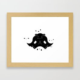 IMMIGRANT BEARS Framed Art Print