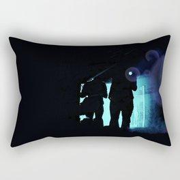 Best Left Secrets Rectangular Pillow
