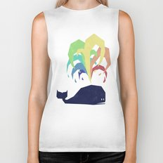Rainbow Warrior Biker Tank