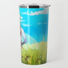 Dead Once Upon A Time Travel Mug