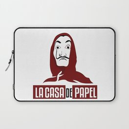 La Casa De Papel #1 Laptop Sleeve
