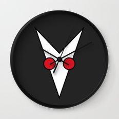 Logo d'Albin et les albinos Wall Clock