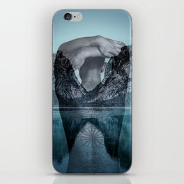 Under the surface iPhone Skin