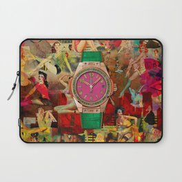 Pin-up Time Laptop Sleeve