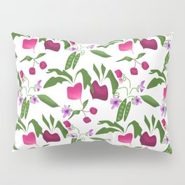 Vegetable garden Pillow Sham
