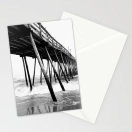 Avalon Pier Kill Devil Hills, NC Stationery Cards