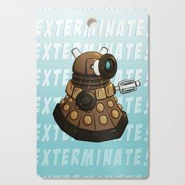 Exterminate! Cutting Board