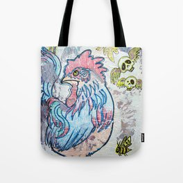 Rooster Road Tote Bag