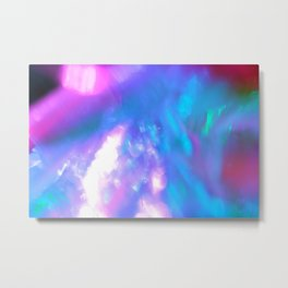 Opposing Forces Metal Print