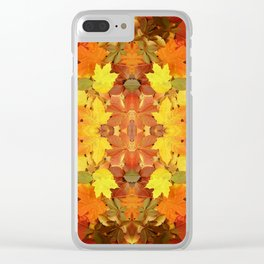 Autumn moods n.11 Clear iPhone Case