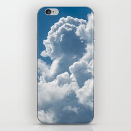 Clouds 1 iPhone Skin