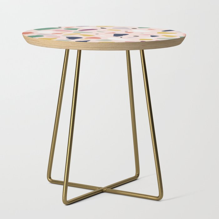best service 53fa3 10ed9 Big Terrazzo Side Table by kisforblack
