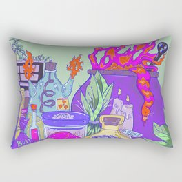Witchy Witch Rectangular Pillow