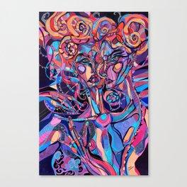 Grotesque Canvas Print