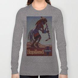 Vintage poster - Southwest U.S. Long Sleeve T-shirt