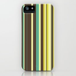 Autumn Grass iPhone Case