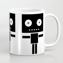 Robot Pop Coffee Mug