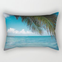 Palm Tree Life Rectangular Pillow