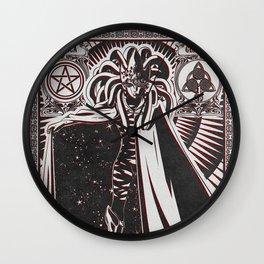 Ni No Kuni. The White Witch. Wall Clock
