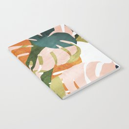 Monstera delight Notebook