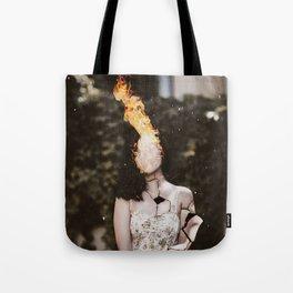 FIREHEAD Tote Bag